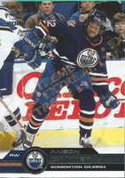 2001-02 Pacific Extreme LTD #153 ANSON CARTER 36/49 Hockey NHL 02444