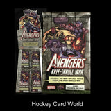 2011 Upper Deck Marvel Avengers Kree-Skrull War Hobby Pack - 9 Card Pack