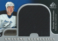 2005-06 Upper Deck SP Game Used RUSLAN FEDOTENKO 35/100 Jersey 01830
