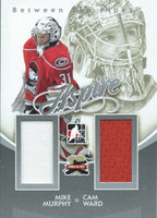 2011-12 ITG Between the Pipes Aspire MURPHY / WARD Dual Jersey 02288