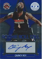 2012-13 Totally Certified Rookie Roll Blue QUINCY ACY /129 Auto 01149