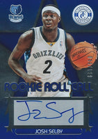 2012-13 Totally Certified Rookie Roll Blue JOSH SELBY /129 Auto 01591