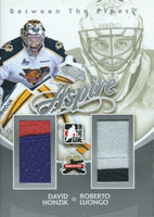 2011-12 ITG Between the Pipes Aspire HONZIK / LUONGO Jersey */140 02281
