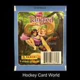 2010 Disney Tangled (8 Album Sticker Panini Pack)