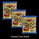 Disney Pixar Cars Album Sticker Pack x3 (3 Pack Lot - 24 Stickers)