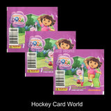 2012 Dora The Explorer Album Sticker Pack x3 (3 Pack Lot - 21 Stickers)