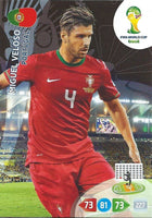 2014 Panini Adrenalyn Fifa Brazil World Cup Soccer MIGUEL VELOSO Portugal