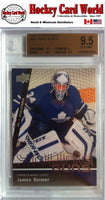 2009-10 Upper Deck JAMES REIMER BGS 9.5 Young Guns RC 9.5 9.5 9 9.5
