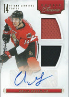 2011-12 Rookie Anthology #122 COLIN GREENING Auto Rookie 250/499 RC 01622