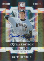 2009 Donruss Elite Extra Edition BRETT BRACH #/699 Rookie  01459  01461