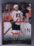 2011-12 Upper Deck Canvas YG MATT READ Young Guns Rookie  Flyers 02245