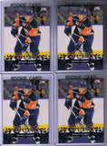 2008-09 Upper Deck YG JOSH BAILEY Young Guns Rookie NY Islanders 02186