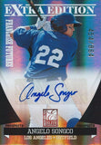 2011 Donruss Elite Extra Edition ANGELO SONGCO 454/864 Auto 01282