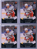 2010-11 Upper Deck YG DEREK STEPAN Young Guns Rookie NY Rangers 02180