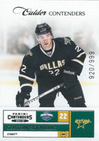 2011-12 Panini Contenders COLTON SCEVIOUR 920/999 Rookie RC 00855