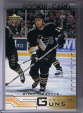 2001-02 Upper Deck YG Exclusives BILLY TIBBBETTS 19/50 Young Guns RC 02166