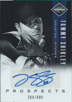 2011 Limited Prospects TOMMY SHIRLEY 288/899 Auto Signature 01259