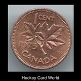 1975 Canadian 1 Cent Penny Coin Canada - Uncirculated Now *8001
