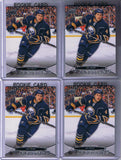 2011-12 Upper Deck YG JOE FINLEY Young Guns Rookie Buffalo Sabres 02237