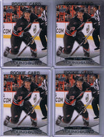 2011-12 Upper Deck YG RILEY NASH Young Guns Rookie  Hurricanes 02232