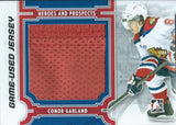 2013-14 ITG Heroes and Prospects CONOR GARLAND */160 Jersey 02601
