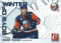 2010-11 Panini Donruss Boys of Winter Threads MARK FLOOD Jersey 02617