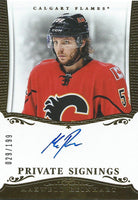 2013-14 Panini Private Signings MAXWELL REINSERT 29/199 Auto 01535