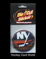 New York Islanders NHL Official Licensed Die-Cut Shiny Sticker Decal 3