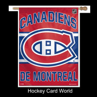 Montreal Canadiens Licensed Vertical Flag 27