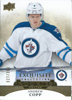 2015-16 Upper Deck Exquisite Collection ANDREW COPP 27/399 RC 02073