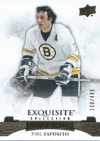 2015-16 Upper Deck Exquisite Collection PHIL ESPOSITO 168/499 NHL 02068