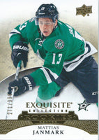 2015-16 Upper Deck Exquisite Collection MATTIAS JANMARK 271/499 NHL 02078