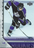 2005-06 Upper Deck JEFF TAMBELLINI Young Guns Rookie RC 02338