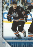 2005-06 Upper Deck TOMAS FLEISCHMANN Young Guns Rookie RC 02340