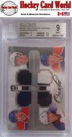 2011-12 The Cup Quads NUGENT-HOPKINS HALL EBERLE PAAJARVI 8/10 BGS 9