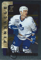 1996-97 Be A Player Silver ROB ZETTLER Auto Autographs Pinnacle 00350