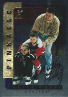 1996-97 Be A Player Silver KELLY CHASE Auto Autographs Pinnacle 00351