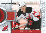 2007-08 Hot Prospects Hot Materials BRIAN GIONTA Jersey NHL 01893