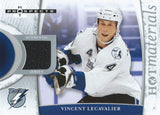 2007-08 Hot Prospects Hot Materials VINCENT LECAVALIER Jersey NHL 01898
