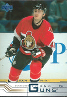 2001-02 Upper Deck IVAN CIERNIK Young Guns Rookie RC 02355