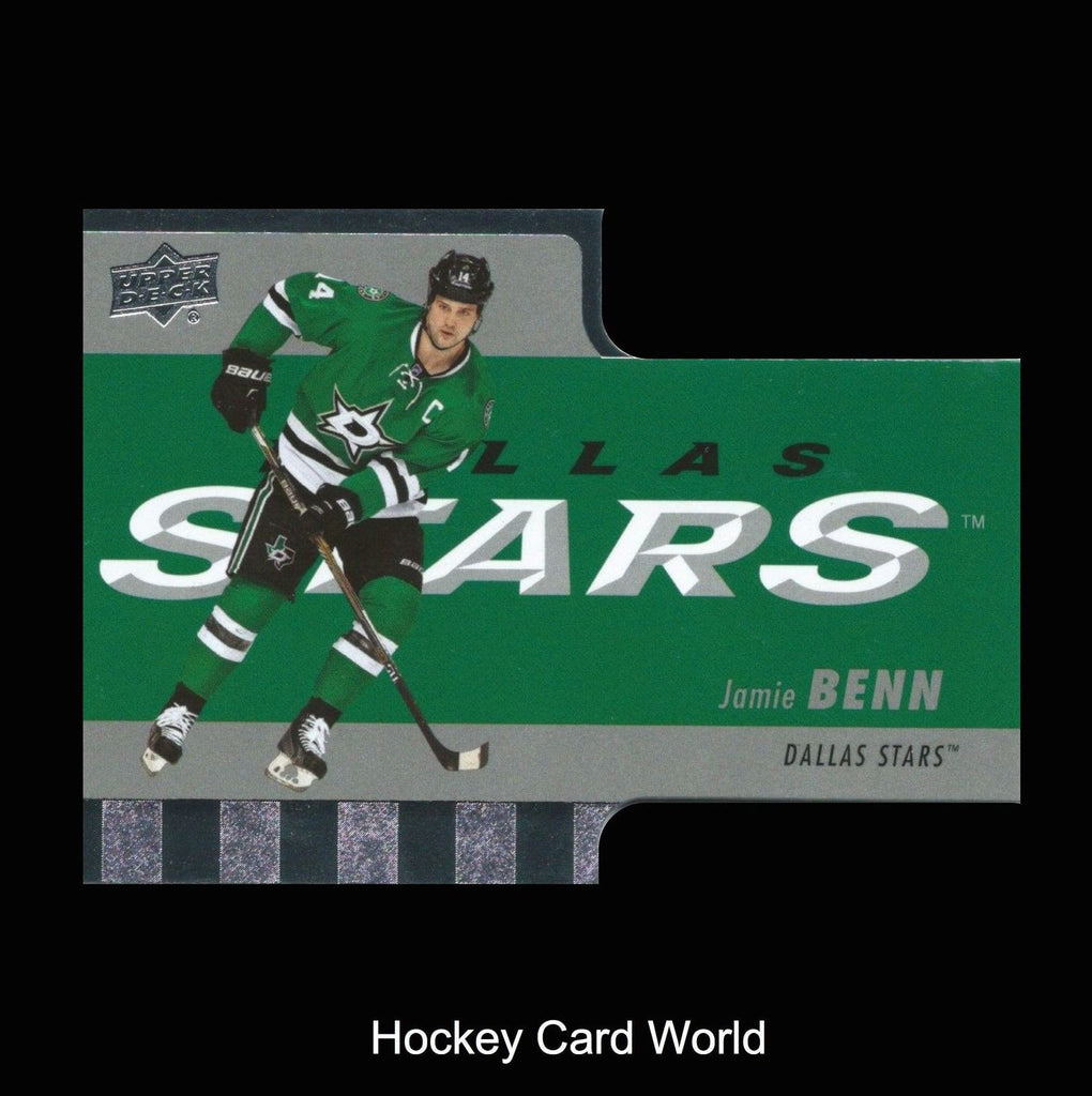 2015-16 Upper Deck Tim Hortons #TH15 JAMIE BENN Die Cut Hockey 00558