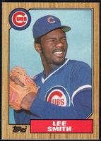 1987 Topps #23 Lee Smith Cubs