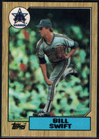 1987 Topps #67 Bill Swift Mariners
