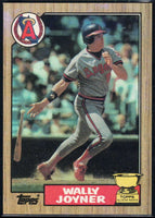1987 Topps #80 Wally Joyner RC Rookie Angels