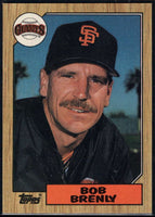 1987 Topps #125 Bob Brenly Giants