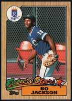 1987 Topps #170 Bo Jackson RC Rookie Royals