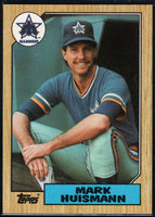 1987 Topps #187 Mark Huismann Mariners