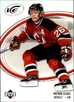 2005-06 Ice #57 Patrik Elias MINT Hockey NHL NJ Devils
