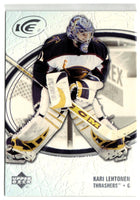 2005-06 Ice #6 Kari Lehtonen MINT Hockey NHL Thrashers