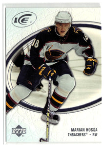 2005-06 Ice #7 Marian Hossa MINT Hockey NHL Thrashers